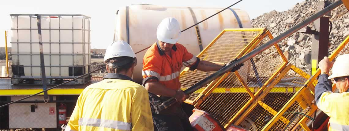 diamond drilling contractors west australia